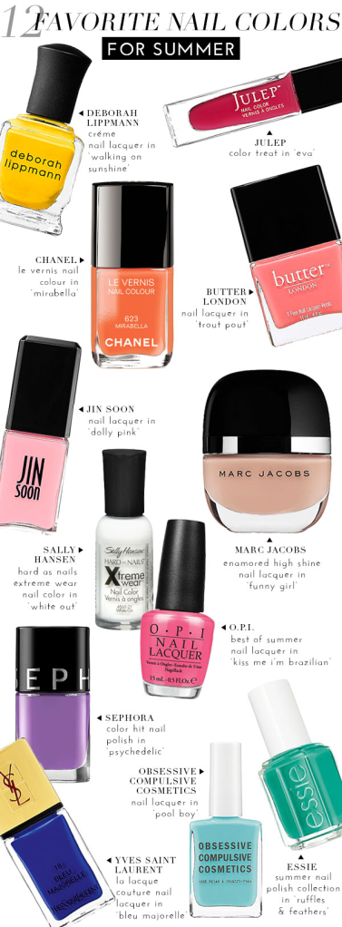 nail-colors-for-summer